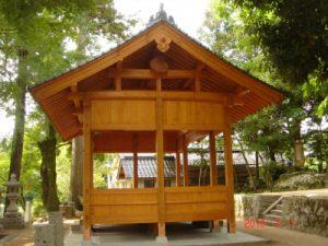 福山市新市町 H神社